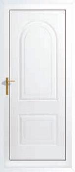 Verona solid upvc back doors cheap upvc back doors for Cheap upvc back door