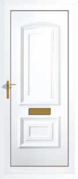 Quebec solid upvc front doors cheap upvc front doors for Cheap upvc front doors