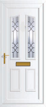 Windsor two cl5 upvc front doors cheap upvc front doors for Cheap upvc front doors