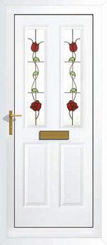 York Two Cd18 Upvc Front Doors Cheap Upvc Front Doors