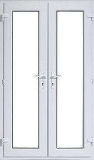 DIY uPVC Doors