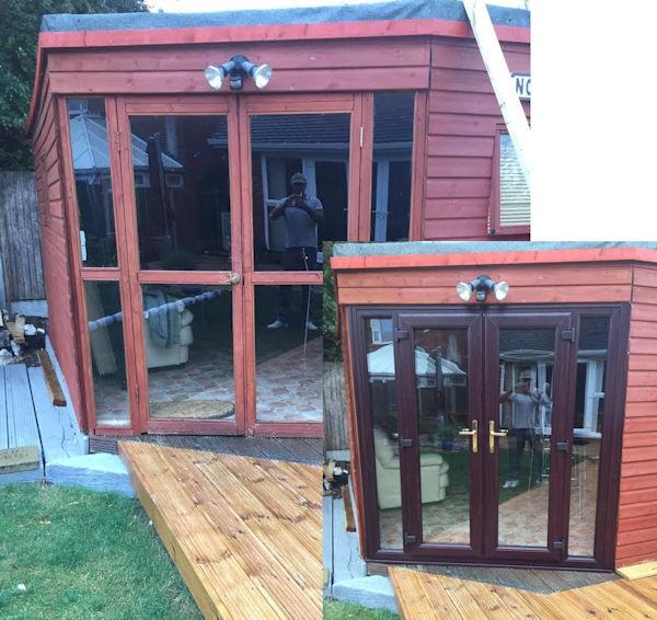 Budget Upvc Doors Standard Size Upvc Doors Discounted