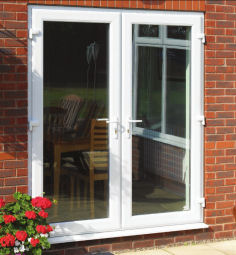 Upvc french doors cheap upvc french doors french door for Inexpensive french doors