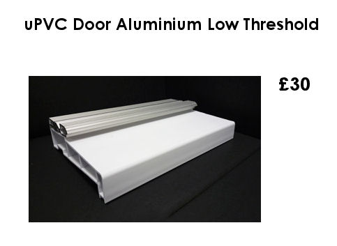 Half Glazed Upvc Back Doors Cheap Upvc Back Door Prices