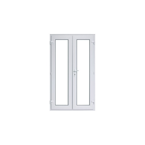 upvc french doors 1490 x 2090mm diy upvc doors