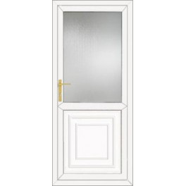 Upvc Back Door 890 X 2090mm Diy Upvc Doors