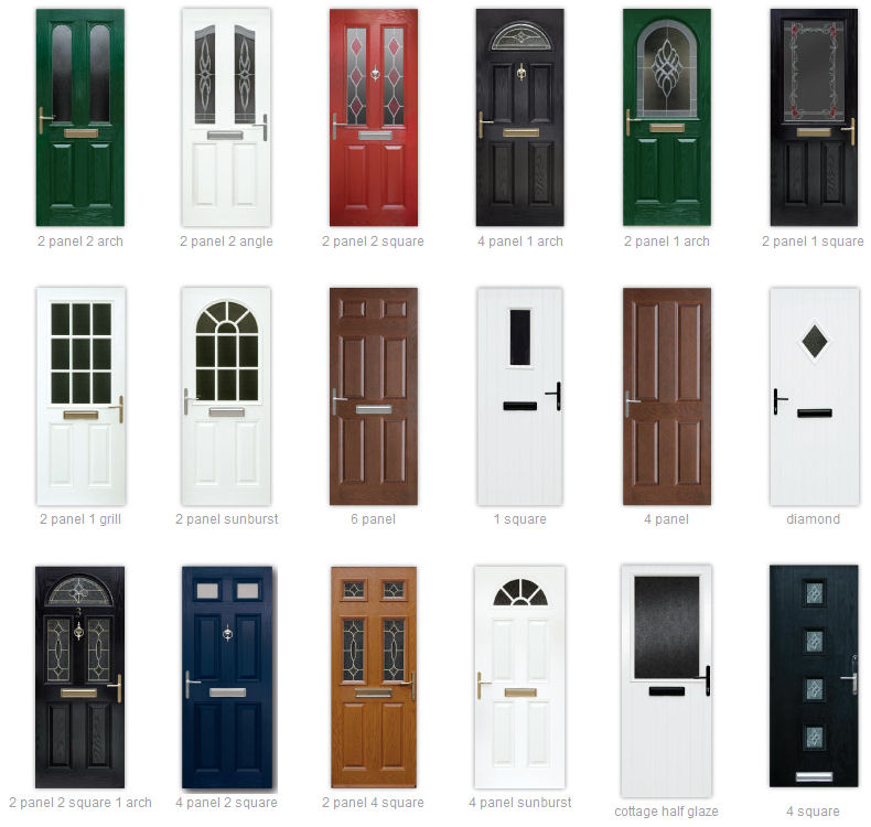 Coloured upvc doors - Upvc double front exterior doors ...